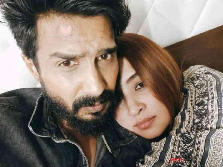 Vishnu Vishal social distancing response girlfriend Jwala Gutta - Tamil Movie Cinema News