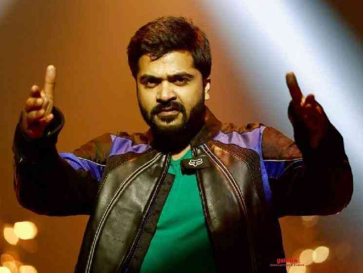 STR latest transformation for Maanaadu viral photo released - Tamil Movie Cinema News
