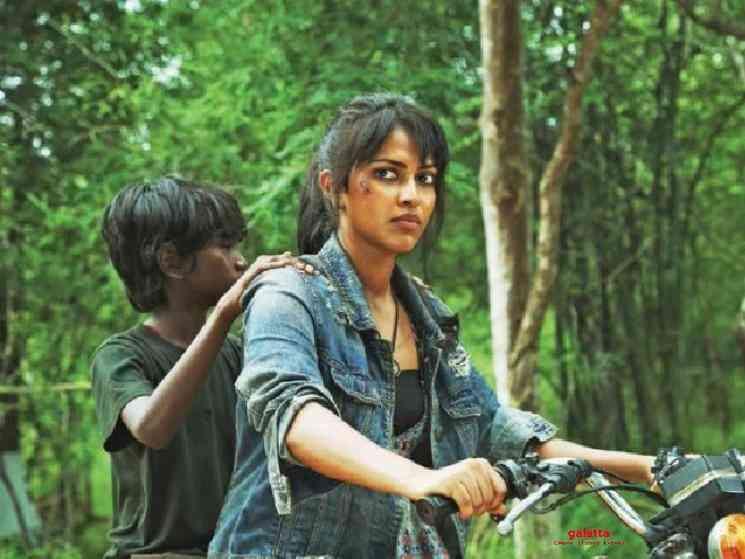 Amala Paul Adho Andha Paravai Pola releasing on February 14 - Tamil Movie Cinema News