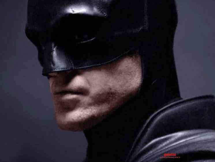 Robert Pattinson The Batman new official Batmobile images - Tamil Movie Cinema News