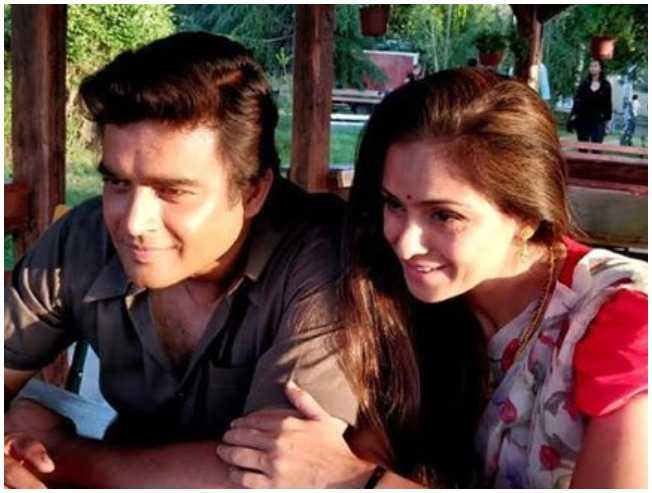WOW: Madhavan and Simran reunite after 17 years for upcoming biopic