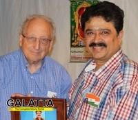 S Ve Shekher conferred with Nataka Ulaga Nayagan title