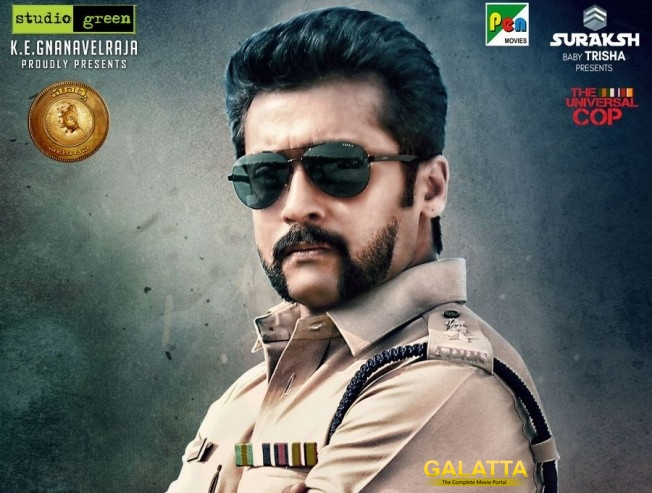 Suriya's Si 3 gets a good start