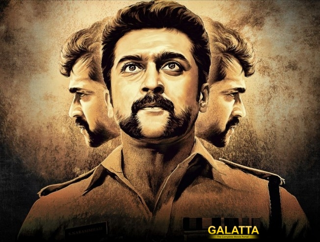 Suriya's Si 3 all set for a grand release