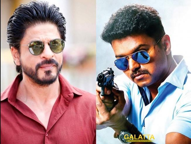 SRK in Vijay's role?