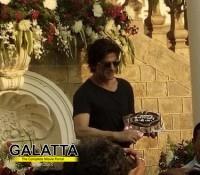 SRK the birthday boy!
