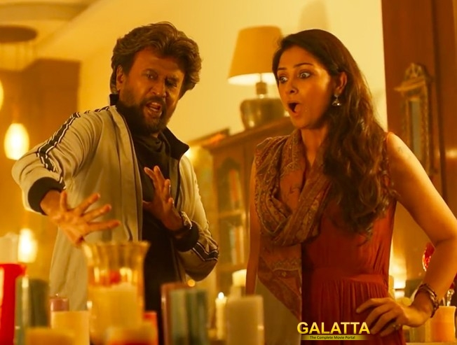 Soundarya Rajnikanth expresses her love towards Rajinikanth Petta directed by Karthik Subbaraj