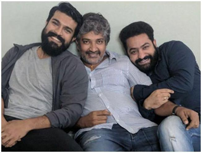 RRR Movie Ram Charan Minor Ankle Injury Jr NTR SS Rajamouli Alia Bhatt Ajay Devgan