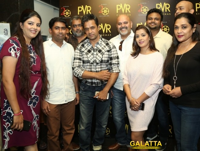 Chennai Gets a New PVR Cinemas and a Renewed Kasi Theater