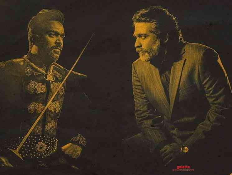 STR and Vijay Sethupathi to release Bindu Madhavi movie title - Tamil Movie Cinema News