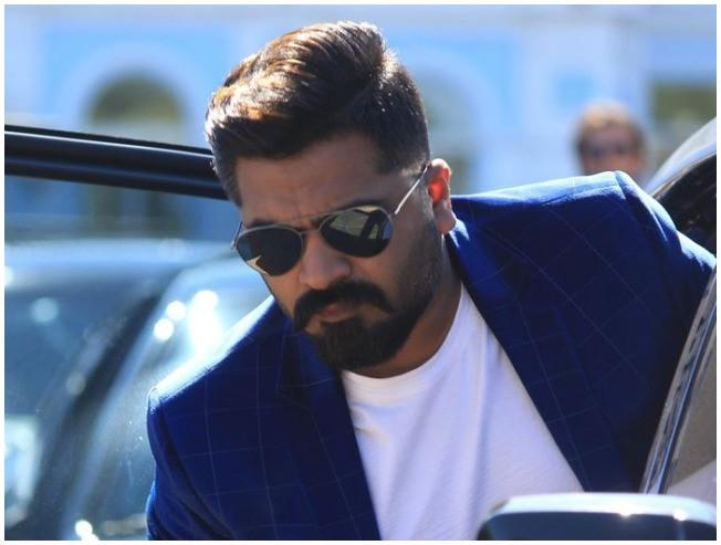 STR Simbu Director Narthan Film With Arya Or Atharvaa Mufti Remake Studio Green - Tamil Movie Cinema News