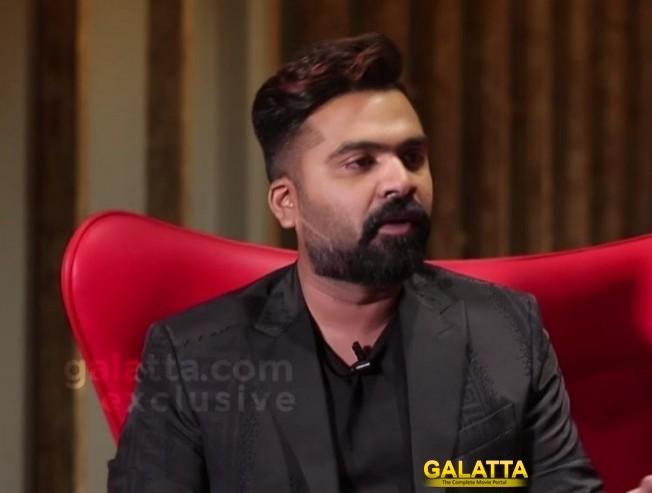 STR Simbu Request To Fans Vantha Rajavathaan Varuven Sundar C