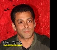Salman upset with his fans?