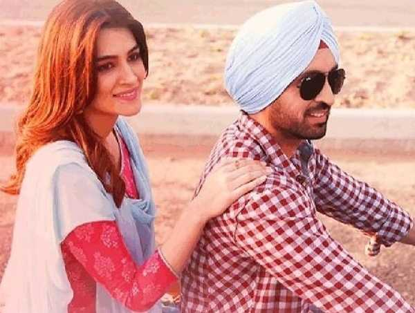 Sachiya Mohabbatan Song Arjun Patiala Diljit Dosanjh Kriti Sanon - Tamil Movie Cinema News