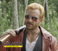 Saif's anti-smoking message to the youth!