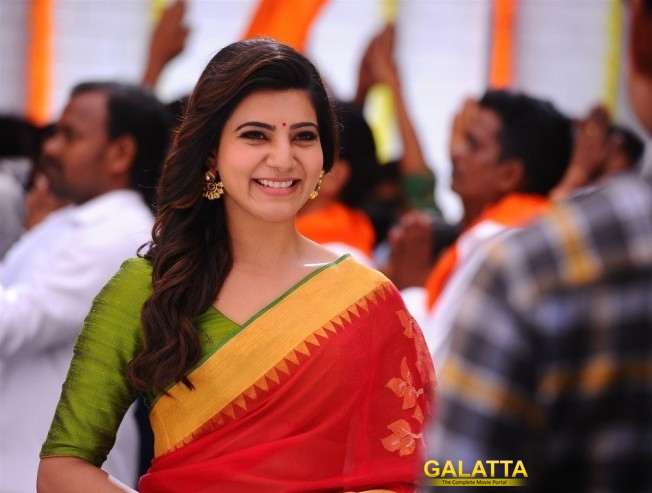 Samantha Next film Challenging role Nandini Reddy Aged lady