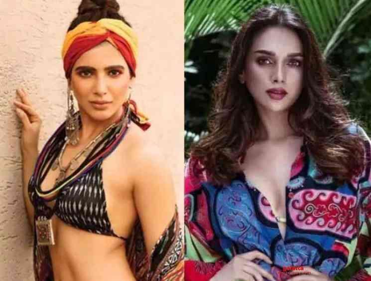 Samantha gets support from Aditi Rao Hydari - Tamil Movie Cinema News