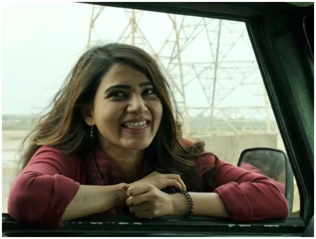 Samantha Super Deluxe Video Vijay Sethupathi Ramya Krishnan
