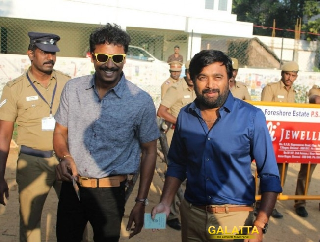 Sasikumar Confirms Nadodigal 3 After Nadodigal 2 Once Again With Samuthirakani