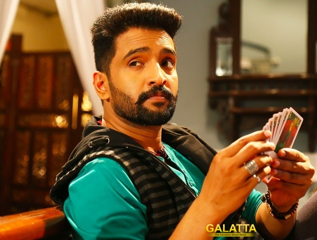A massive new update from Dhilluku Dhuddu 2 starring Santhanam directed by Rambala