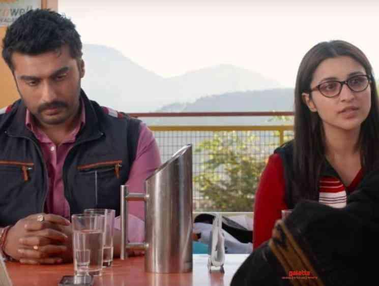 Sandeep Aur Pinky Faraar Trailer Arjun Kapoor Parineeti Chopra - Tamil Movie Cinema News