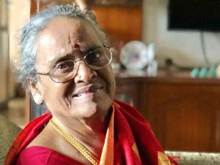Indian 2 cinematographer Randy Rathnavelu mother passes away - Kannada Movie Cinema News