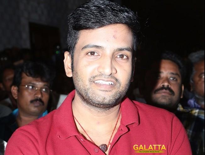 Santhanam as a guy-next-door