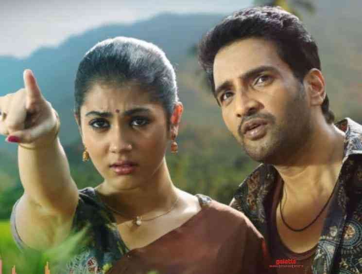 Santhanam Dagaalty Paaren Paaren song Yogi Babu Ritika Sen - Tamil Movie Cinema News
