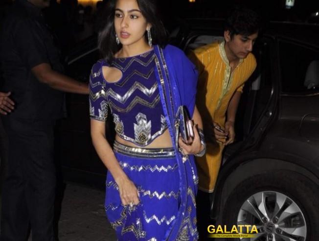 Sara Ali Khan's debut opposite Hrithik!