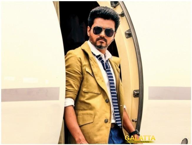Thalapathy Vijay Sarkar TV Premiere Second Highest Impressions For Tamil Film