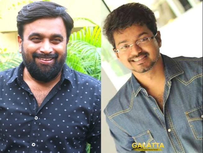 Sasikumar wants to direct Vijay