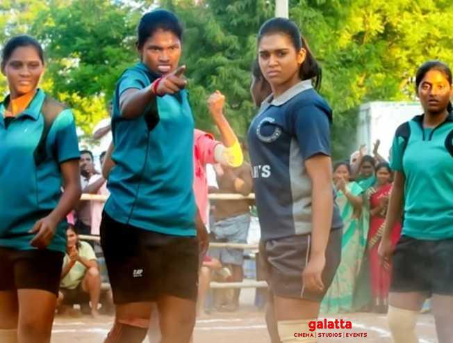 Intense action in Kabbadi match - Kennedy Club sneak peek   Sasikumar