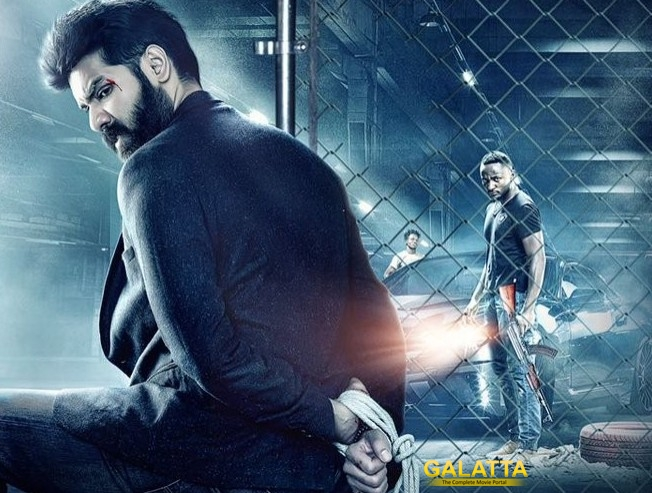 Sibiraj's Sathya TV Rights Bagged Already