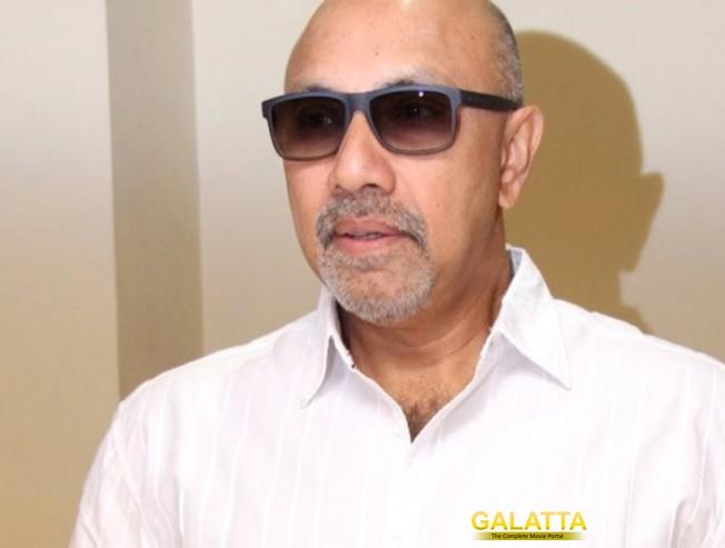 Sathyaraj in Kattapanayile Rithwik Roshan remake