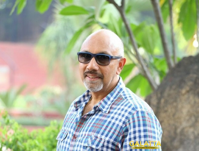 Sathyaraj Next Film Will Be A Supernatural Horror Thriller
