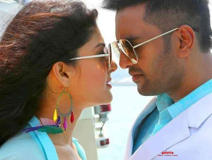 Server Sundaram Kannaal Modhadhey Video Song Santhanam Vaibhavi - Tamil Movie Cinema News