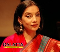 Shabana Azmi to get her fourth doctorate!