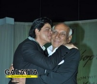 The Shah Rukh - Yash connection!