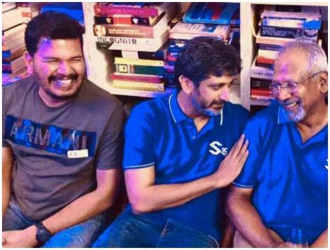 Director Shankar 25 Years Party Vasantabalan Details Mani Ratnam Atlee Gautham Menon Mysskin