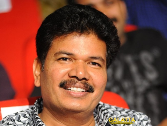 Shankar apologises after his crew attacks photojournalists
