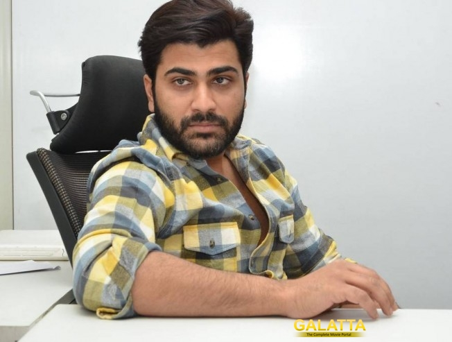 Sharwanand replaces Raj Tarun