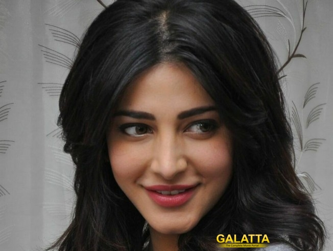Shruti Training to be a Badass Girl for Sangamithra