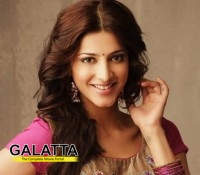 Shruti in a special song in NTR - Puri film?