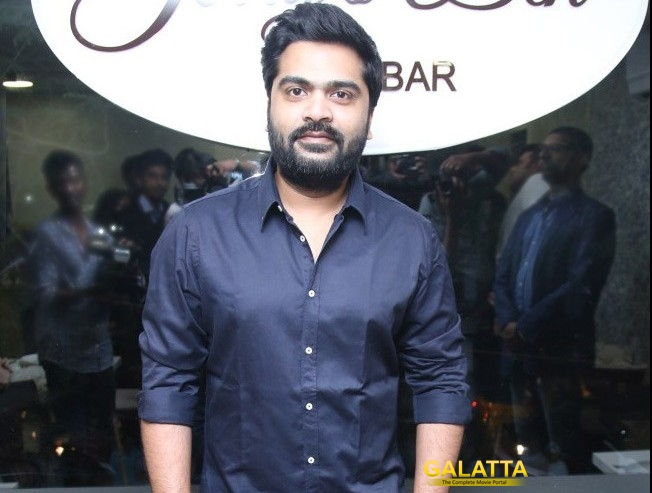 Simbu uses Sirappu, just like Magizhchi