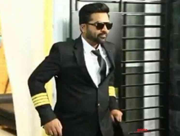 Simbu Hansika videos and pictures from Maha shooting spot - Tamil Movie Cinema News