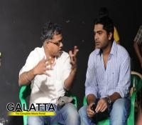 STR to work with Gautham Menon again?