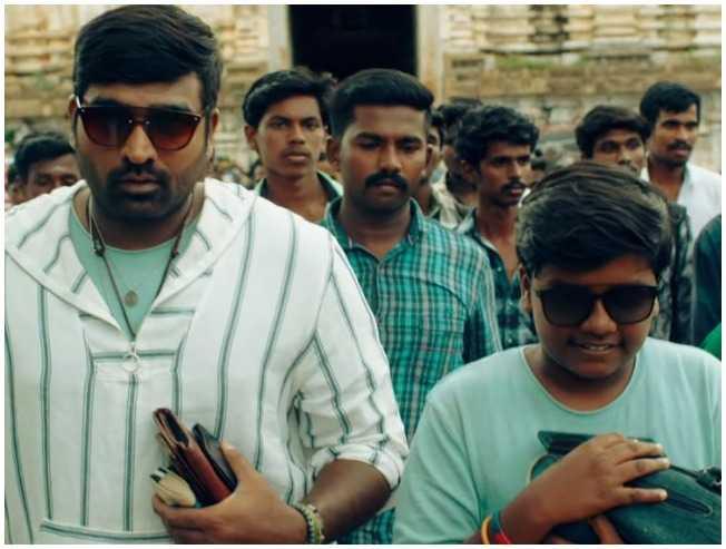 Sindhubaadh Rockstar Robber Video Song Yuvan Vijay Sethupathi Anjali