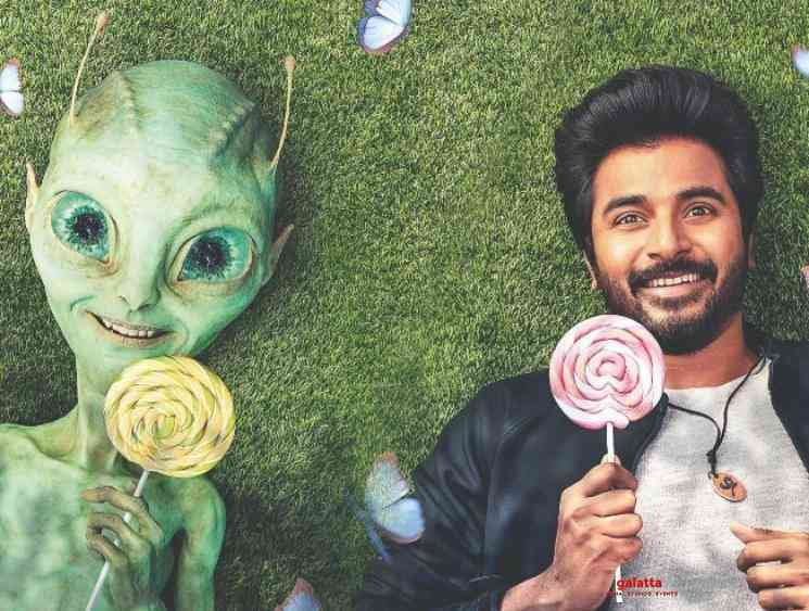 Sivakarthikeyan Ayalaan completes 75 percent shooting - Tamil Movie Cinema News