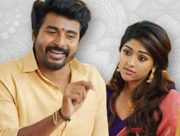 Namma Veettu Pillai emotional scene Sivakarthikeyan Soori comedy - Movie Cinema News
