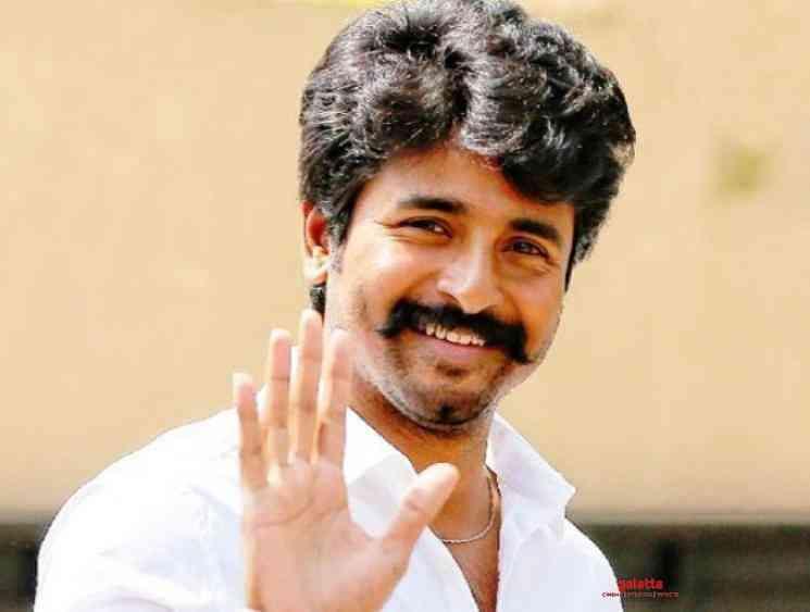Sivakarthikeyan social distancing dialogue Tiruppur Collector - Tamil Movie Cinema News